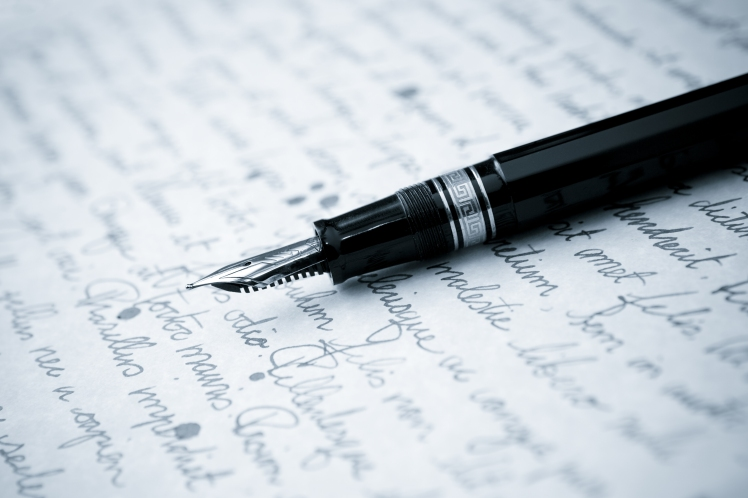 oι μνήμες της γραφής